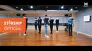 MONSTA X 몬스타엑스 Alligator Fix ver Dance Practice