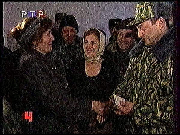 Дежурная Часть (РТР, март 2000) Фрагмент