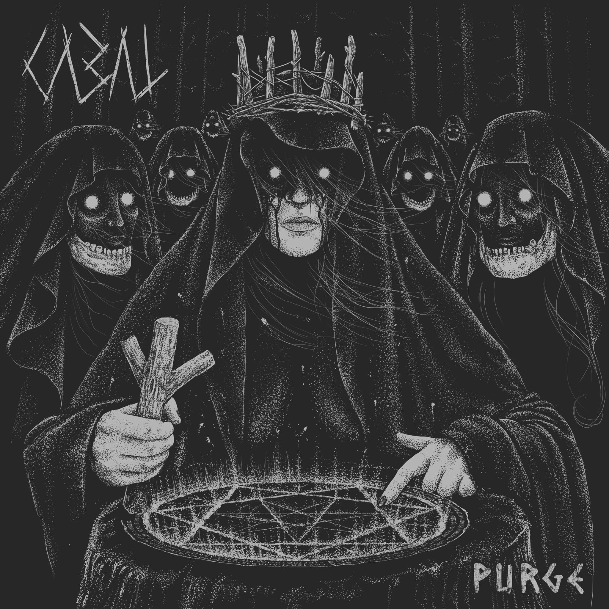 CABAL - Purge [EP] (2016)