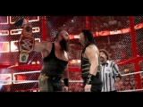 (WWE Mania) Hell in a Cell 2018 Roman Reigns (c) vs. Braun Strowman -- WWE Universal Championship (Hell in a Cell Match)