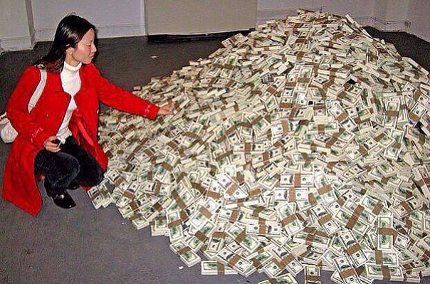Как сделать так чтобы много денег