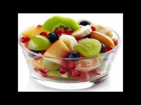 Healthy breakfast sri lankan fruit salad recipe