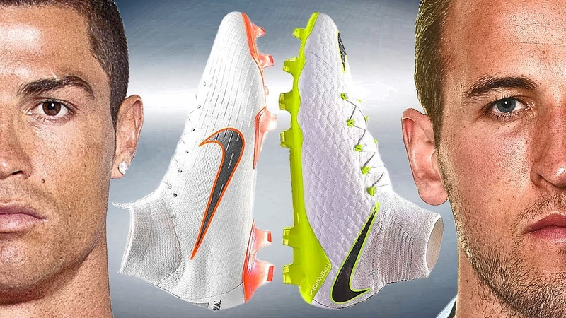 CR7 Ronaldo VS Harry Kane Boot Battle: Nike Mercurial Superfly 6 vs Hypervenom 3 - Review