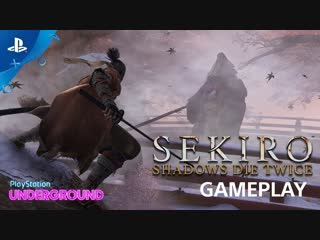 Sekiro: Shadows Die Twice Gameplay Walkthrough