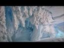 ►В теплых пещерах под ледниками Антарктиды процветает жизнь!