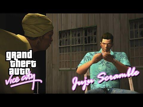 Grand Theft Auto: Vice City - Juju Scramble/Порошочки