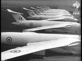 Victor Bomber / Hawker Hunter (1950-1959)