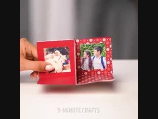 Идея подарка с использованием фотографий