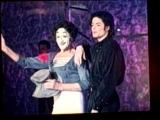Michael Jackson Meets Marcel Marceau!!! (RARE FOOTAGE!!!)