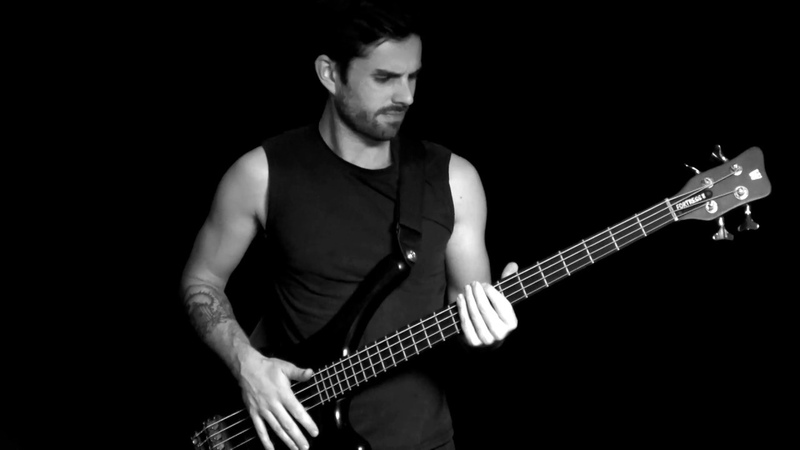 Lamb Of God Walk With Me In Hell Bass Cover
