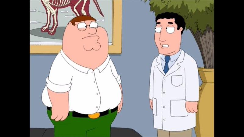 Family Guy Вот так хочу уйти и я S06E12