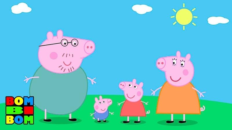 Свинка Пеппа - интересные факты о мультфильме