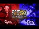 yeb ( Gen ) Vs Team CKD ( Guy ) Arcade Edition 2012