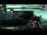 KOF XIII Kyo Combo HD Corner 3 Bars