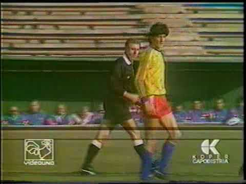1990 FIFA World Cup Qualifiers - Romania v Greece