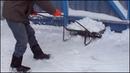 Скребок для снега нового поколения Ноу хау чувашского изобретателя