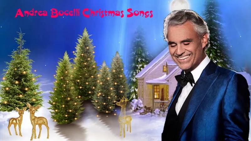 Andrea Bocelli Christmas Songs 2019 || Andrea Bocelli Christmas Carol 2019 | Merry Christmas 2019