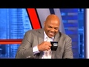 Chuck Roast Jussie Smollett & Shaq can't stop laughing after - Inside The NBA
