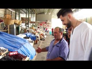 Мастанк и Эльман сходили на базар в Баку