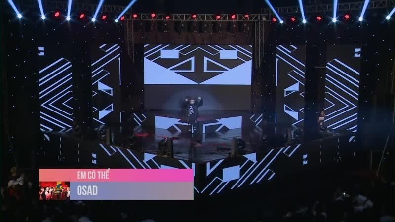 NGƯỜI ÂM PHỦ EM CÓ THỂ - OSAD Live Performance