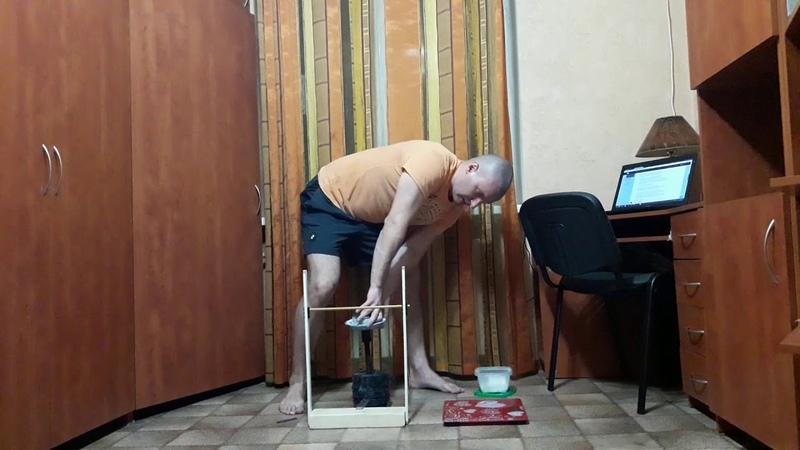Anton Naumtsev CRAB4 LIFT RH - 16,3 kg