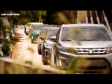 All New Suzuki Vitara Design Offroad Test Drive