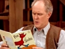 Dick Solomon of 3rd Rock from the Sun reading Fox In Socks by Dr. Seuss.