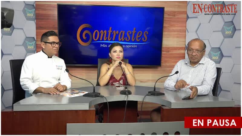 Contrastes, más allá de una opinión con Zuleika Cáceres, Julio César Silva e invitados