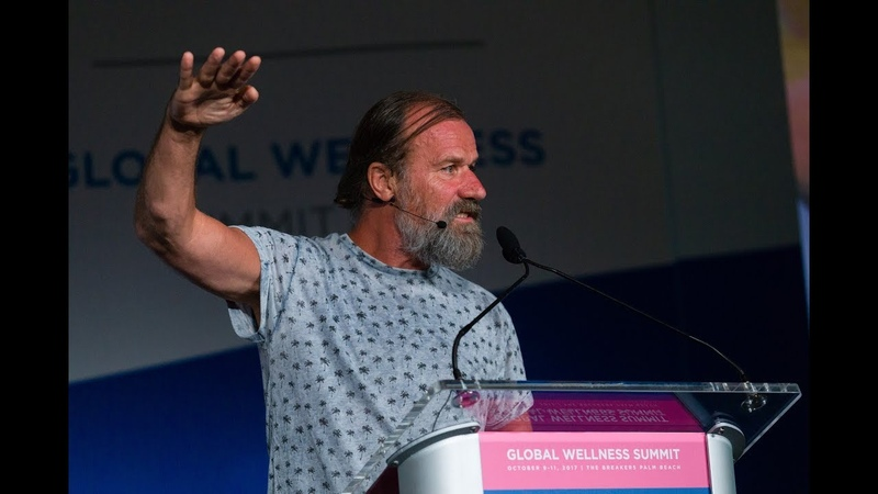 GWS 2017 The Cause of Disease and Natural Solutions | Wim Hof