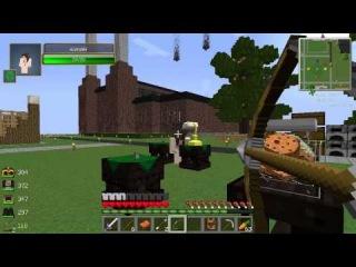 Minecraft - Колхоз 8 БИТ - 07 - Помощь и не очень )