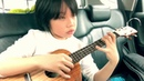 (The Cranberries) Zombie, covered by Feng E, ukulele