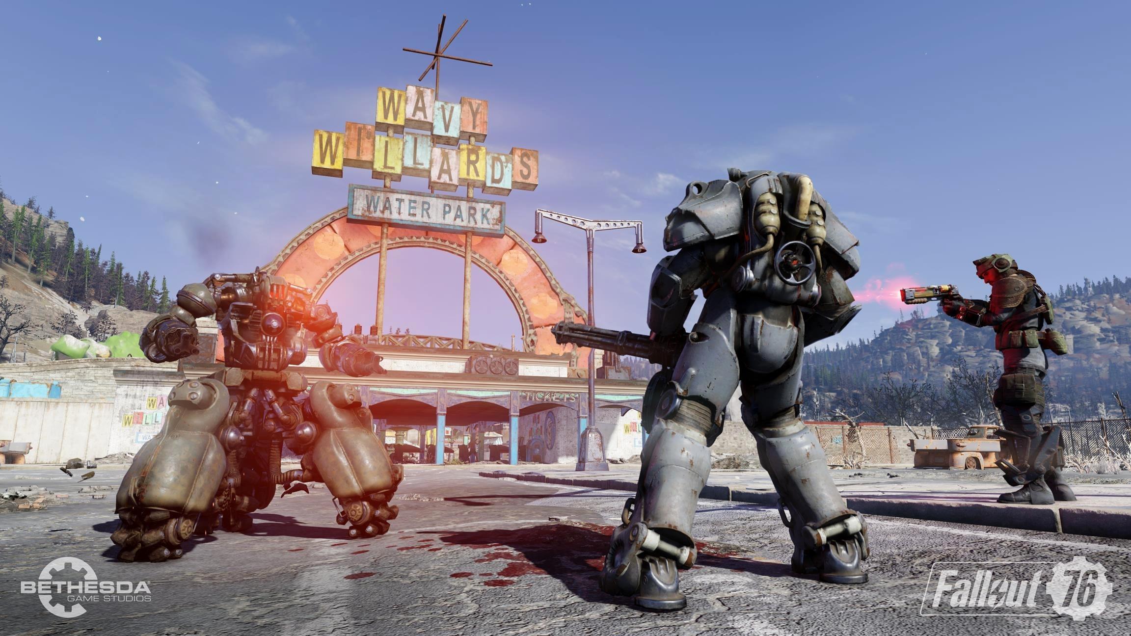 Системные требования Fallout76 для PC