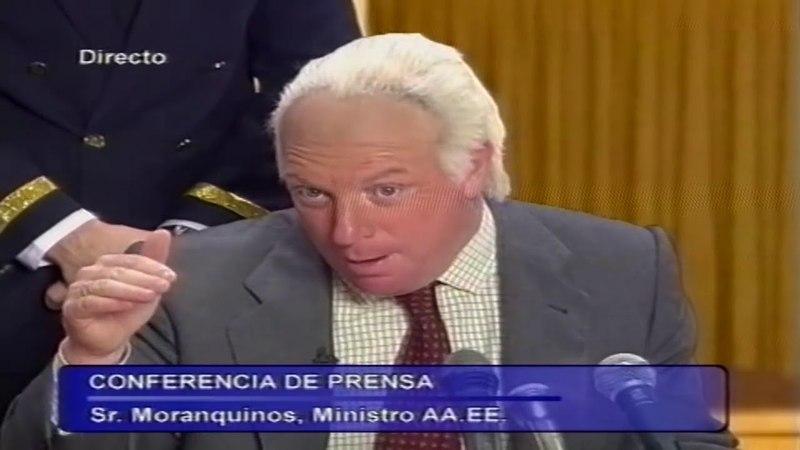 LOS MORANCOS EL MINISTRO