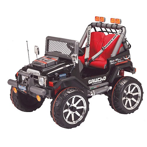 электроавтомобиль для детей