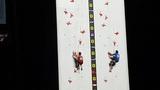 Reza Alipour 5.63 seconds Speed Final IFSC World Championships - Innsbruck 2018 -