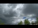 Кунгур перед дождем Тучи облака