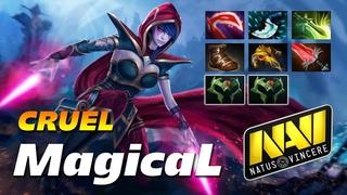 MagicaL Templar Assassin CRUEL OWNAGE | Dota 2 Pro Gameplay