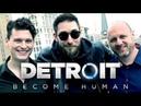 DETROIT BECOME HUMAN - REPORTAGE ET INTERVIEW A DETROIT