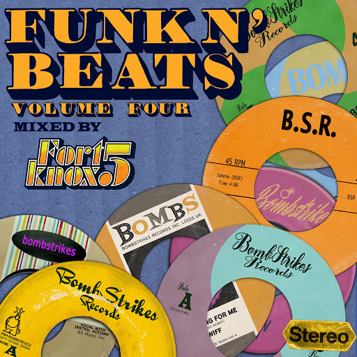Fort Knox Five альбом Funk n' Beats, Vol. 4 (Mixed by Fort Knox Five)