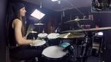 The Kill - 30 Seconds To Mars - Drum Cover by Kristina Schiano