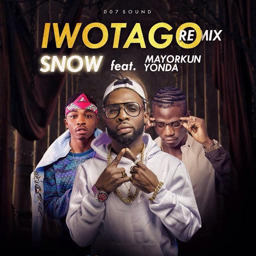Snow альбом Iwotago (Remix)