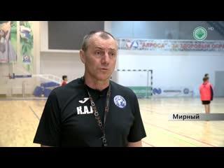 Заслуженный тренер Якутии Андрей Кулагин