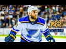 Ryan OReilly 90 All 28 Goals from 2018-19 Regular Season 720p