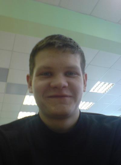 Сергей Волосников, 20 сентября 1991, Курган, id183604434