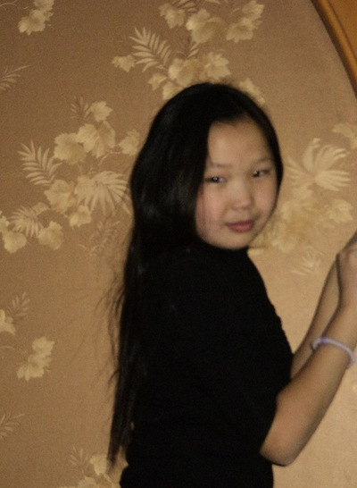 Цыренма Дамбаева, 22 ноября 1999, Улан-Удэ, id181603622