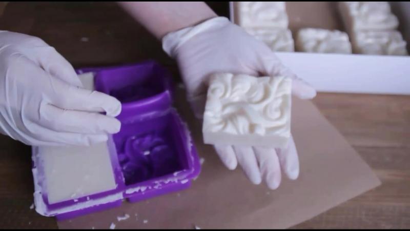 LUBAWA - Вынимаем из форм натуральное мыло