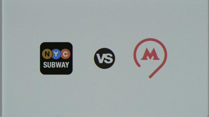 Московское метро VS Нью-Йоркское метро рэп баттл