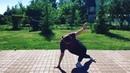 """Ksana on Instagram: """"• Пост скучания по летним джемам на улицах, по танцам в неожиданных местах после бессонных ночей и по брейку, на который я так..."""