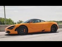 McLaren 720S at Lightning Lap 2018