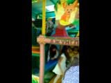 Куча-Мала в лабиринте игровой комнаты MIMOSA